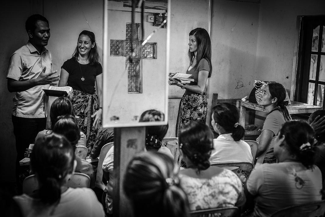 AÑO MISIONERO JUANISTA: Una experiencia viva de Jesús en comunidad