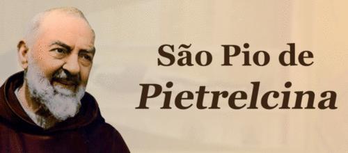 Meu encontro pessoal de fé com Jesus Cristo animado por São Pio de Pietrecina